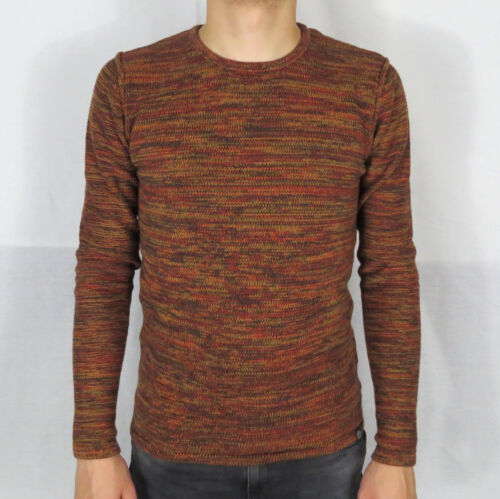 Solid Jamail Hommes Pull Pull Coffee Bean 6172601-5973