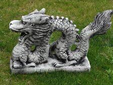 Steinfigur Nr.548 FENG SHUI Chinese Dragon Chinesische Drache 02 XL ca. 30 kg