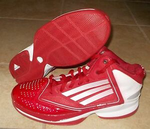 finest selection f3b5c 0ca45 Image is loading NEW-ADIDAS-ADIZERO-GHOST-2-Basketball-MENS-7-