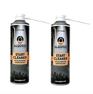 Décalaminant Surpuissant professionnel Start Cleaner Algoroc pour Atelier 500ml