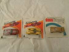ZEE TOYS LOT #16  SET OF 3  WITH ORIGINAL PACKAGE
