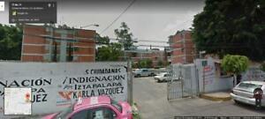 Bonito Departamento Adjudicado en San Nicolas Tolentino Alvaro Obregon