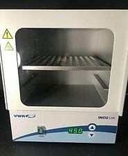 Vwr 10055 006 Lab Incubator Incu Line Digital Mini With Warranty