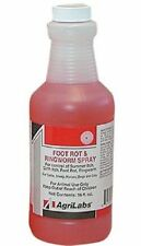 Foot Rot & Ringworm Treatment 16oz Cattle Sheep Swine Show Fungus Goats