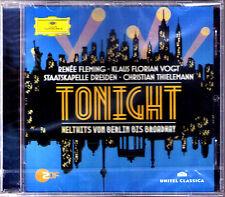 Christian THIELEMANN Renee FLEMING Klaus Florian VOGT: TONIGHT Dresden 2013 CD