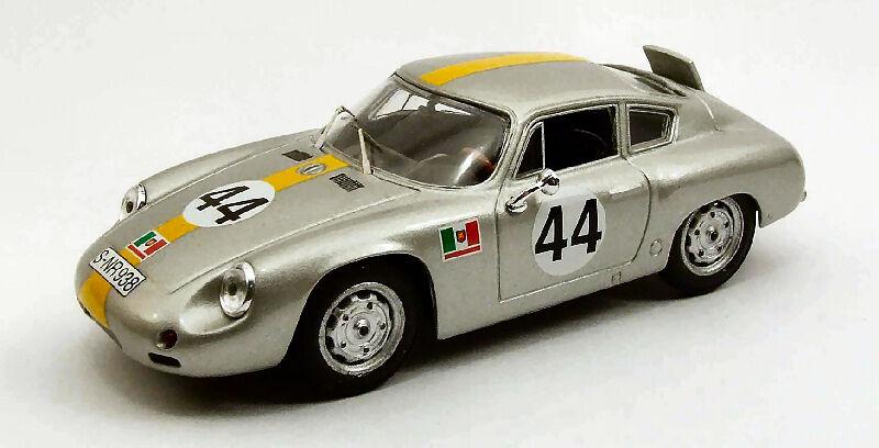 Porsche Abarth Targa Florio 1962 Conte Conte Conte Pucci   Barth 1 43 Model BEST MODELS c590d7