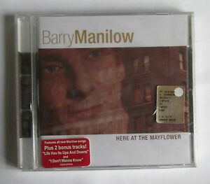 BARRY-MANILOW-HERE-AT-THE-MAYFLOWER-CD-NUOVO-SIGILLATO
