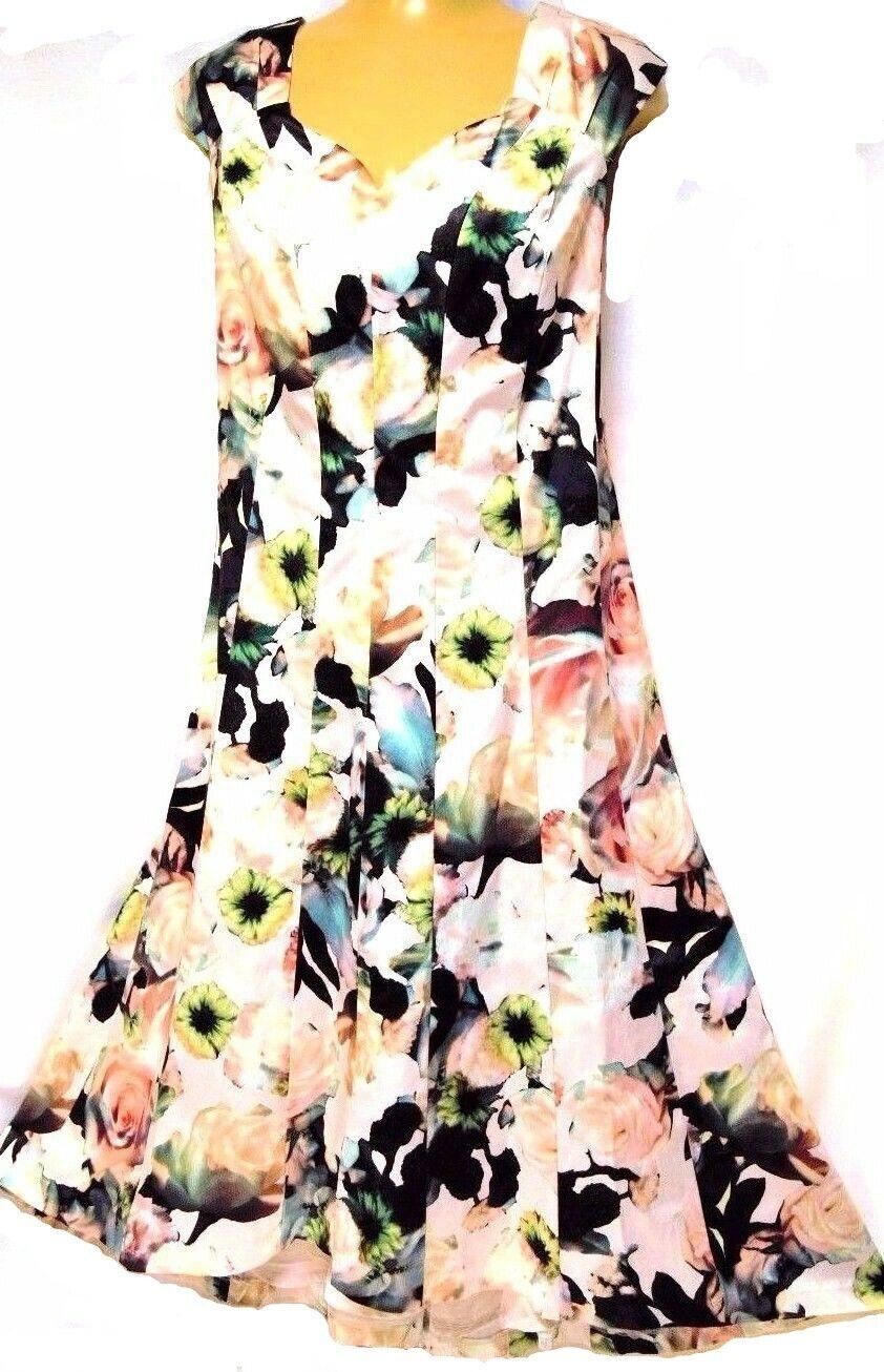 TS dress TAKING SHAPE EVENT-WEAR plus sz XS   14 'Sundae pink' sateen NWT rp
