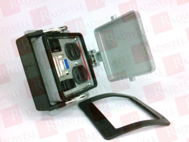 MENCOM DP-DB9-RJ45-R-32   DPDB9RJ45R32 (USED TESTED CLEANED)