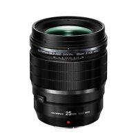 Olympus M.zuiko Digital Ed 25mm F/1.2 Pro Weatherproof Lens In Stock