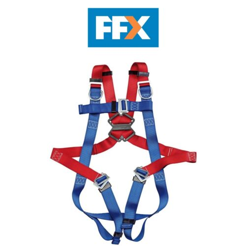 Draper 82471 Fully Adjustable Safety Harness