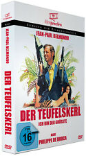 """Der Teufelskerl: Ich bin der Größte - Jean-Paul Belmondo (""""Abenteuer in Rio"""")DVD"""