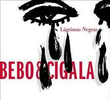 Lagrimas Negras 2004 by Bebo & Cigala Ex-library