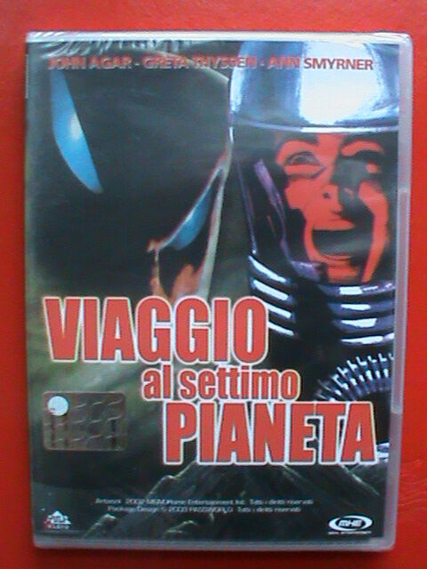 viaggio al settimo pianeta journey to the seventh planet dvd nuovo sigillato gq