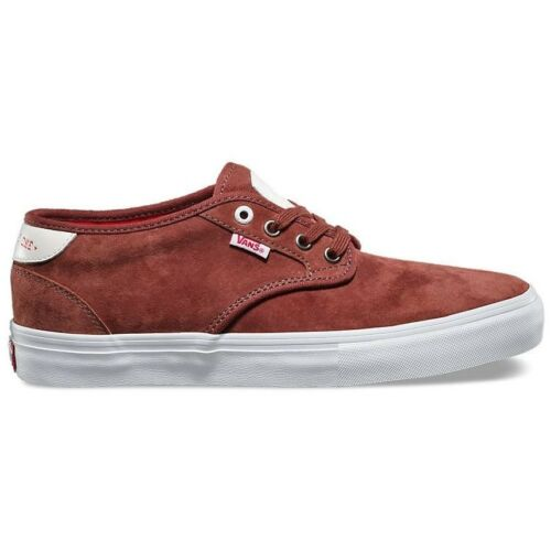 Chaussures Vans Daim Sable Chima Ferguson Skateboards Pro Authentique Rouge aPOxFa