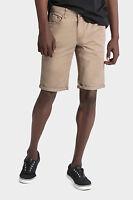 Maddox Wilsons 5 Pocket Shorts Stone