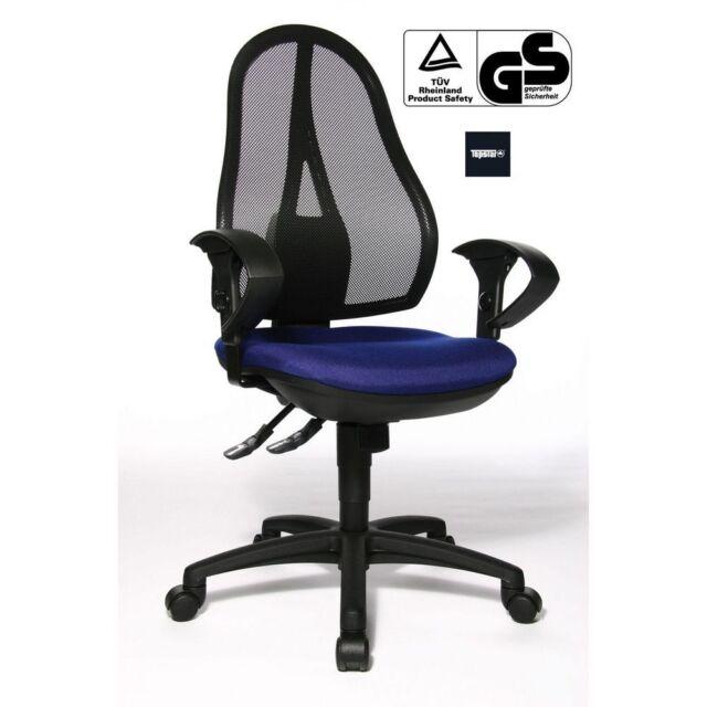 Bürostuhl Schreibtischstuhl Drehstuhl Topstar Open Point SY hellbraun B-Ware