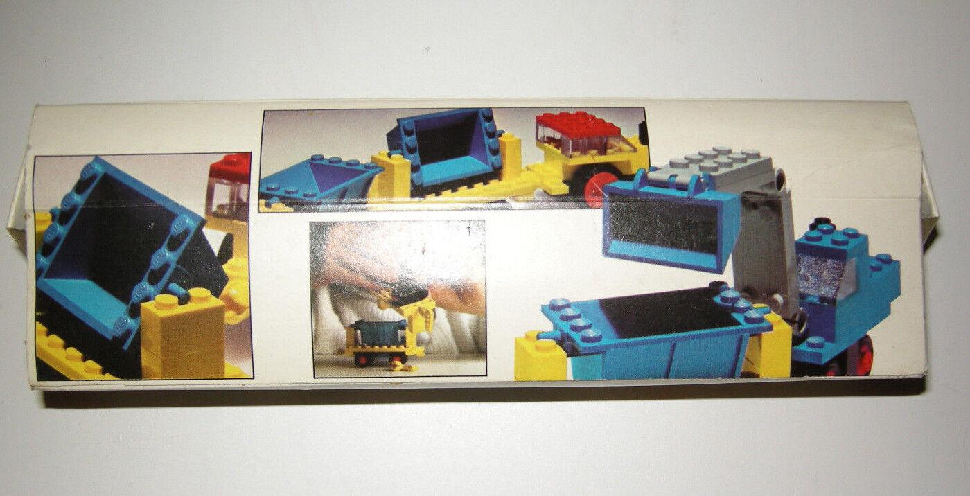 Lego Trecker Set 686 Vintage Lego Sammler Legoland 1974 Top Zustand
