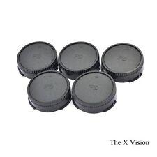 Lot of 5 Pieces Rear Lens Caps Cap for Canon FD FL 50mm 85mm 58mm F1.4 F1.2 F1.8