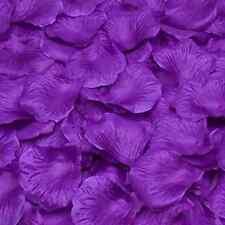 500pcs Rose Petals Wedding Flower Petals Simulation Of Petals Hand And Flowers