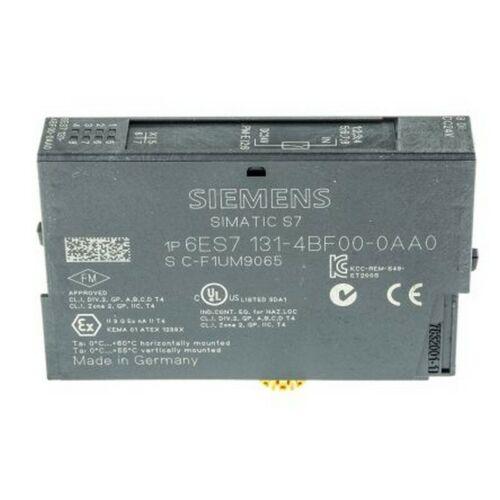 Módulo Siemens 6ES7 Simatic 131-4BF00-0AA0 ET200 8DI 24VDC 001302