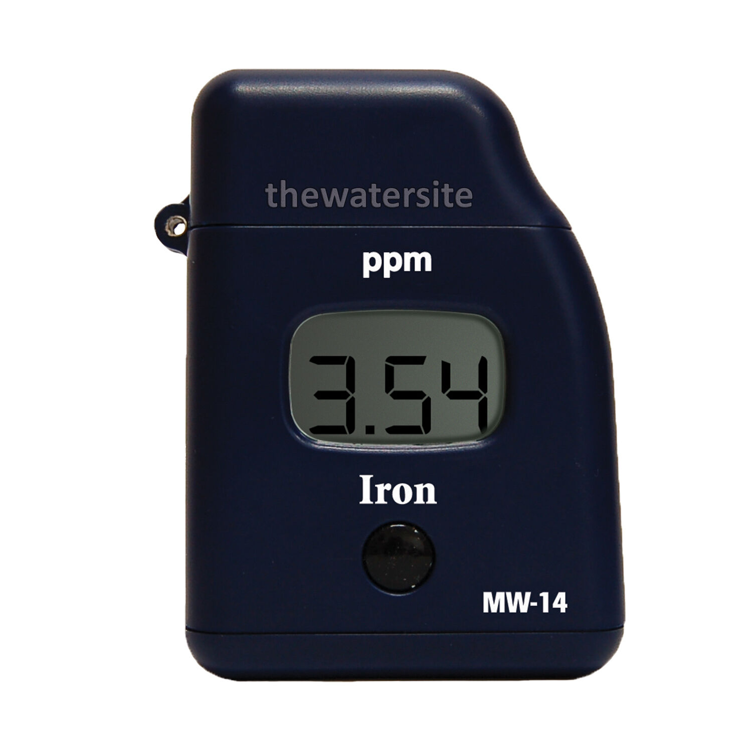 Milwaukee MW14 Iron Water Test Meter LCD Display,Bore Holes,Private Water Supply