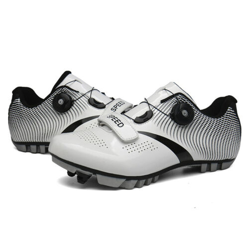 Cycling Shoes Men Road Bicycle Shoes Self-locking Mountain Bike Racing Sneakers