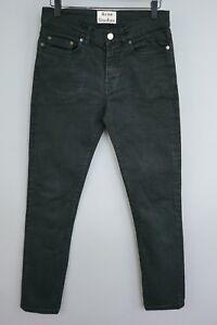 Kvinder Black Jaa807 W28 Acne L28 Jeans Cash Fit Størrelse Tynde Studios Stai Slim pxnqwdFCn