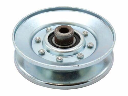 Metall passend Raiffeisen RMH 514-105A 13AA507N628 Spannrolle Mähwerk 101,6mm
