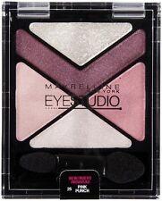 Maybelline NY Eye Studio Luminizing Eyeshadow, Pink Punch 25, 0.09 Oz
