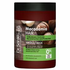 Dr.Sante Macadamia Hair Mask For Weakened Hair with Keratin 1000ML
