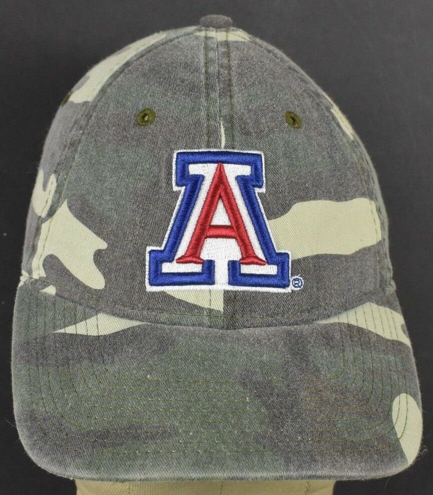 Multi Colored Arizona Cap Wildcats Embroidered Baseball Hat Cap Arizona Adjustable Strap 2e9576