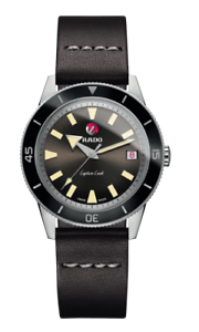 Rado-Captain-Cook-Auto-Limited-Edition-Brown-Dial-LTHR-Band-Mens-Watch-R32500305