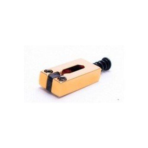 String Saver Classics Strat Offset Lefty Graphtech Saitenreiter 6 Stk gold