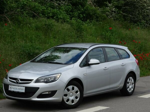 Opel Astra 1,4 100 Enjoy ST billede 0