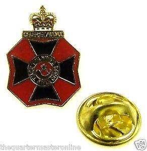 Service Poppy Pin Kings Royal Rifle Corps