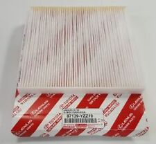 TOYOTA OEM FACTORY CABIN AIR FILTER  2002-2006 CAMRY 87139-YZZ19