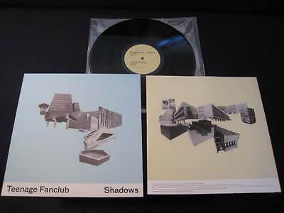 Teenage Fanclub Shadows Eu Vinyl Lp C86 Ebay