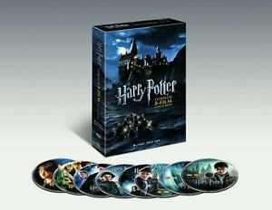 Brand-New-Harry-Potter-Complete-8-Film-Collection-DVD-2011-8-Disc-Set