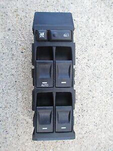 05 06 chrysler 300 2 7l v6 4d sedan master power window. Black Bedroom Furniture Sets. Home Design Ideas