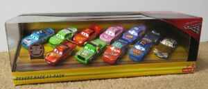 CARS-3-DESERT-RACE-11-Pack-with-JACKSON-STORM-Mattel-Disney-Pixar