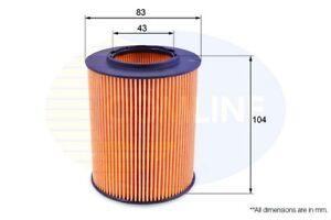 Comline-Filtro-de-aceite-del-motor-EOF067-Totalmente-Nuevo-Original