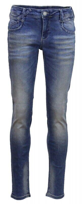 Fritzi aus Preußen Damen Jeans INDIANA INDIANA INDIANA middle Blau 9cd4d7
