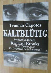Filmplakat-Kaltblutig-In-cold-blood-Truman-Capote-Quiny-Jones