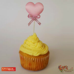 BABY-SHOWER-CUPCAKE-TOPPERS-WEDDING-ENGAGEMENT-BIRTHDAY-VALENTINE-DAY-PARTY