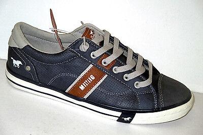 pick up 03833 f12b9 Mustang Schuhe Herren Schuhe Schnürschuhe auch in Übergröße ...