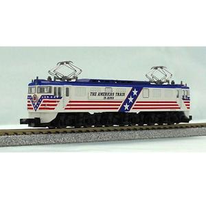 Kato American Train Electric Locomotive EF60-19 The American Train in Japan - N