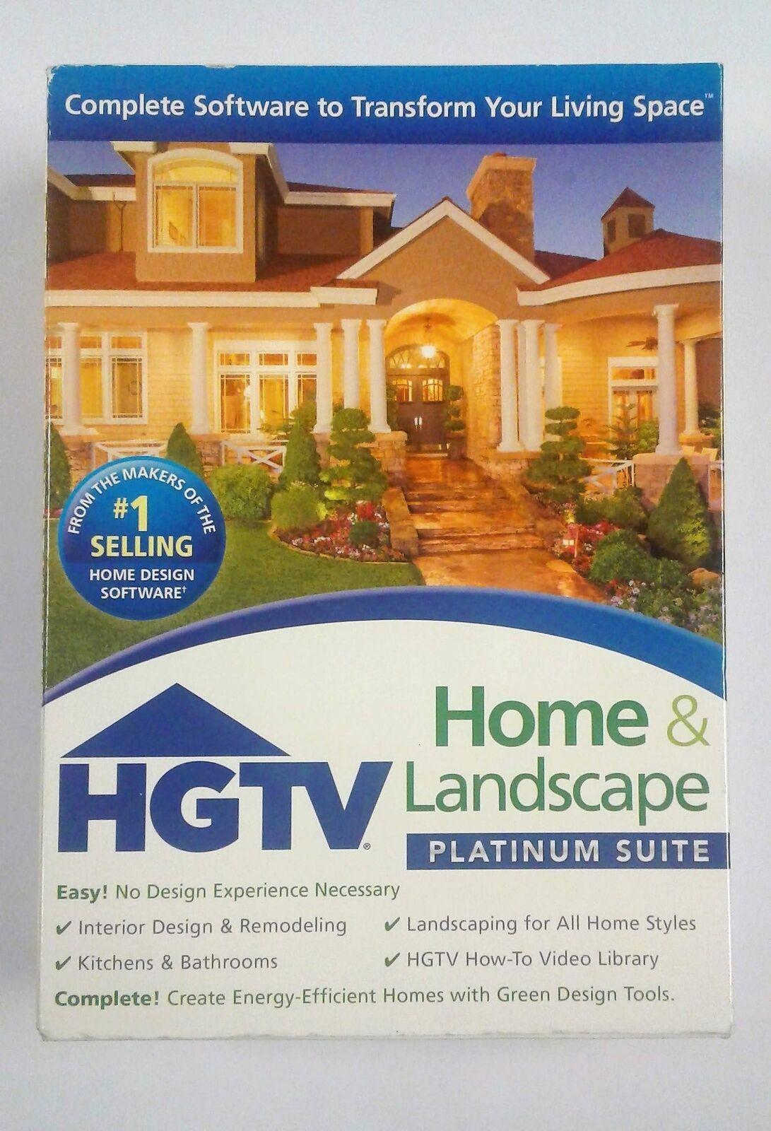 Virtual Architect Home Landscape Platinum Suite Software Cd 42956 Design For Sale Online Ebay
