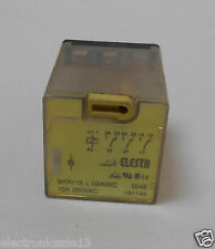 ELESTA 10A 250VAC  RELAY 11 PINS