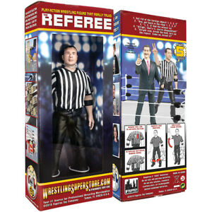 Three-Counting-amp-Talking-Wrestling-Referee-Action-Figure-For-WWE-Action-Figures